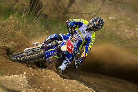 Lorenzo Santolino. Foto Sherco Racing