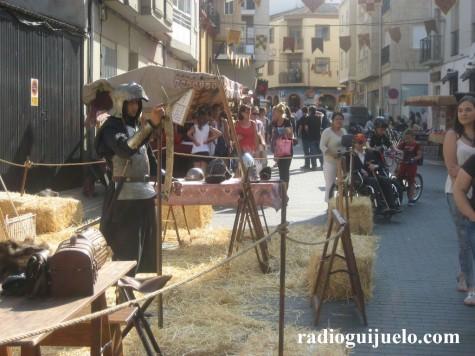 Mercado Medieval en Guijuelo