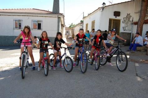 Niños en Guijo de Ávila. Foto guijodeavila.es