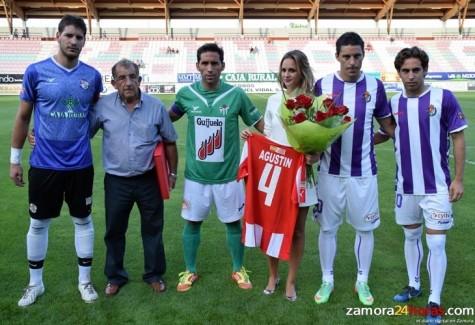 I Memorial Agustín Villar. Foto Zamora24horas