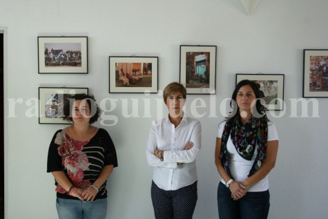 Presentación de la exposición 'Egipto y sus gentes' en el Centro Cultural