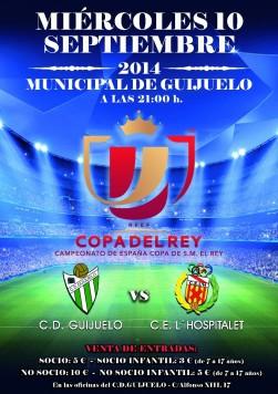 Cartel Copa del Rey