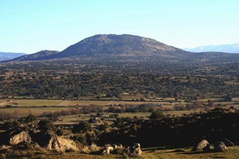 Cerro El Berrueco. Foto Bejar.biz