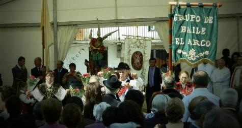 Actividades festivas en honor a San Miguel Arcángel. Foto San Miguel