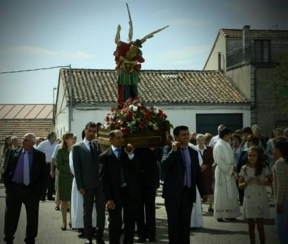 Actos festivos en San Mguel de Valero. Foto San Miguel.