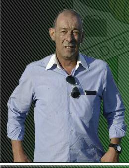 El médico del C.D. Guijuelo, Juan Carlos Rámos 'Calili'
