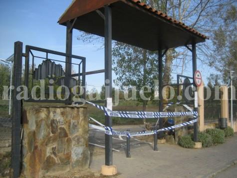 Parque de la Dehesa.