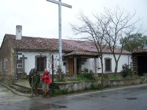 Peregrinos. Foto ayuntamiento.org
