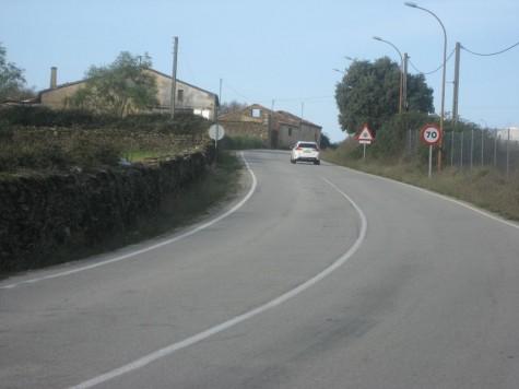 Carretera de la Comarca
