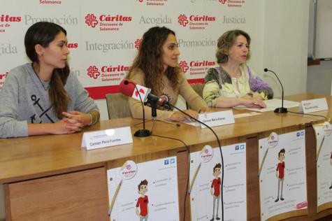 Presentación campaña Caritas