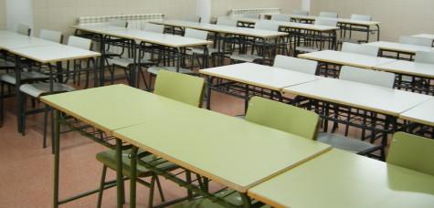 Aula instituto. Foto nortenoticias.es