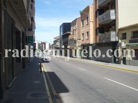 Calle Filiberto Villalobos.