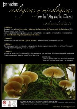 Jornadas ecológicas y micológicas de ACASAN.