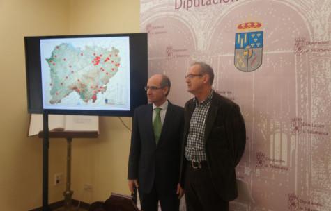 Presentación de los juegos escolares. Foto Salamanca24horas