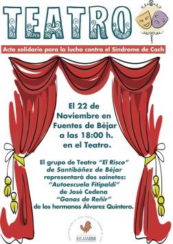 Teatro Fuentes de Bejar