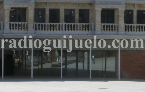 Ubicación del Belén de Guijuelo.
