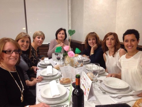 Cena benéfica en Guijuelo de AECC. Foto C.C.