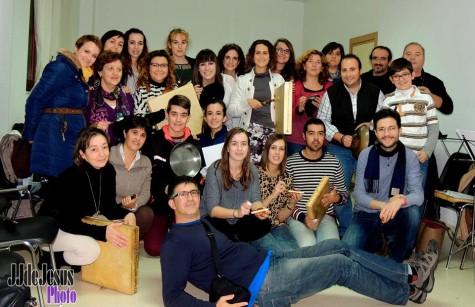 Jornada de Folclore en Guijuelo. Foto JJdeJesús.