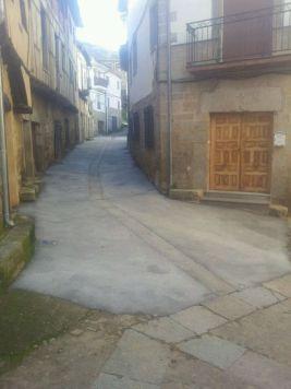 Calle Pilita. Foto Ayto. San Esteban