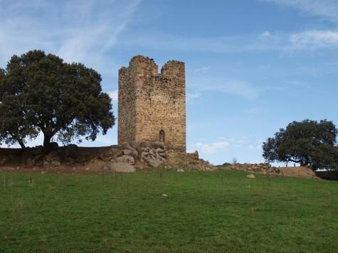 Torre de Santibañez. Foto I.S.C.