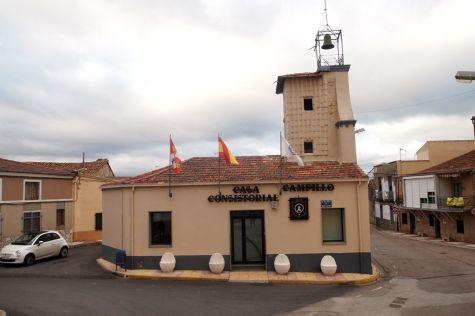 Campillo de Salvatierra.