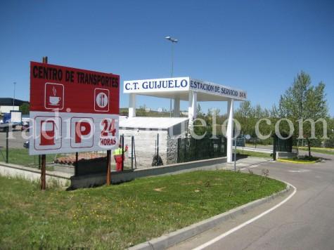 Estación de Servico C.T. de Guijuelo.