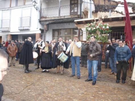 Fiestas de San Valerio. Foto lapalabradelasierra.com.