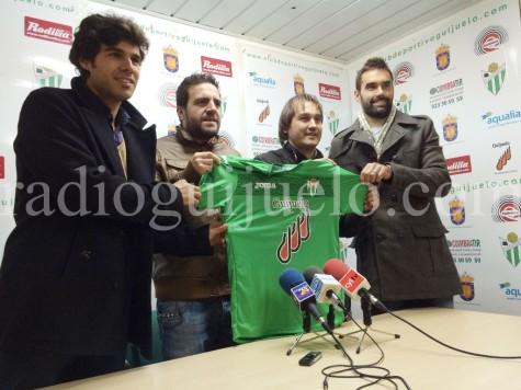 Presentación de Felipe Ramos y Jorge Alonso