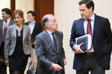 Tomás Villanueva Consejero de Empleo de la Junta. Foto diariodevalladolid.
