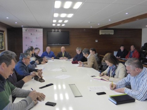Sesión de la Lonja de Salamanca. Foto Diputación de Salamanca.