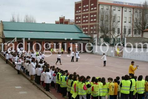 Día de la Paz en el Filiberto Villalobos.