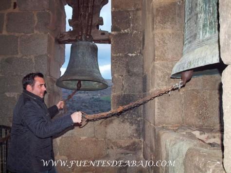 El alcalde de San Esteban anuncia la llegada de Las Águedas