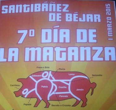 Matanza Santibañez de Béjar