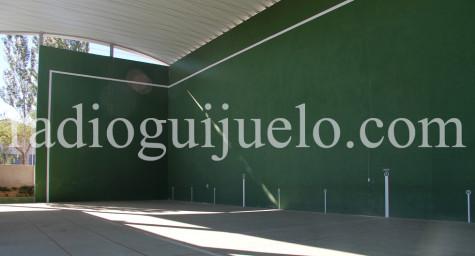 Pistas Municipales de Frontenis de Guijuelo.