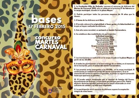 martes BASES CARNAVAL