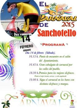 vierens 14 feb CARNAVAL SANCHOTELLO