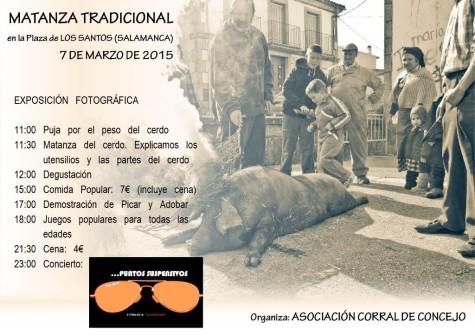 7 marzo MATANZA LOS SANTOS