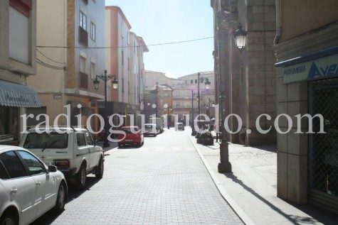 Calle Alfonso XIII.