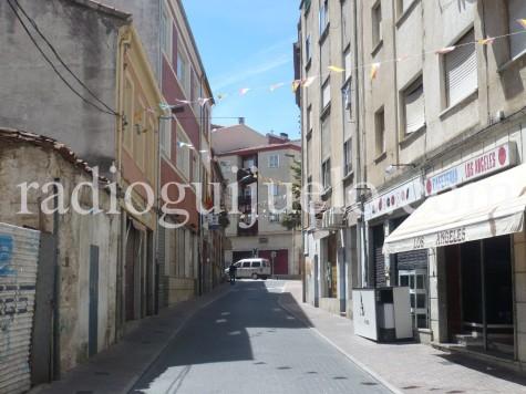 Calle Rey Juan Carlos. Foto archivo.