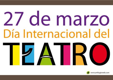 Día Internacional del Teatro. Foto laguiadelocio.com.