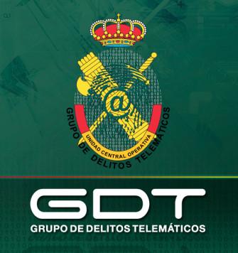 Grupo de delitos telemáticos de la Guardia Civil.