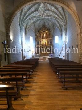 Iglesia de la Santa Cruz de Cespedosa.