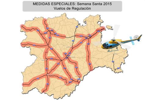 Medidas especiales Semana Santa 2015.