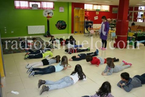 Niños en la Ludoteca Municipal