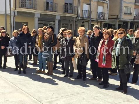 Público asistente en la Plaza Mayor