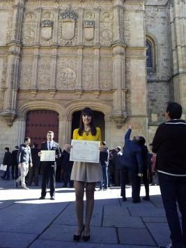 Marta Nieto. Foto M. N.