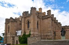 Basilica de Alba de Tomres. Foto viajar.elperiodico.com