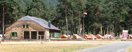 Campamentos juveniles. Foto jcyl.es