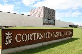Cortes de Castilla y León. Foto Junta CyL.