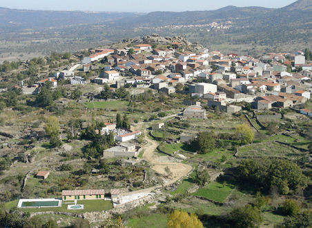 El municipio de Sanchotello. Foto Ayto. Sanchotello.